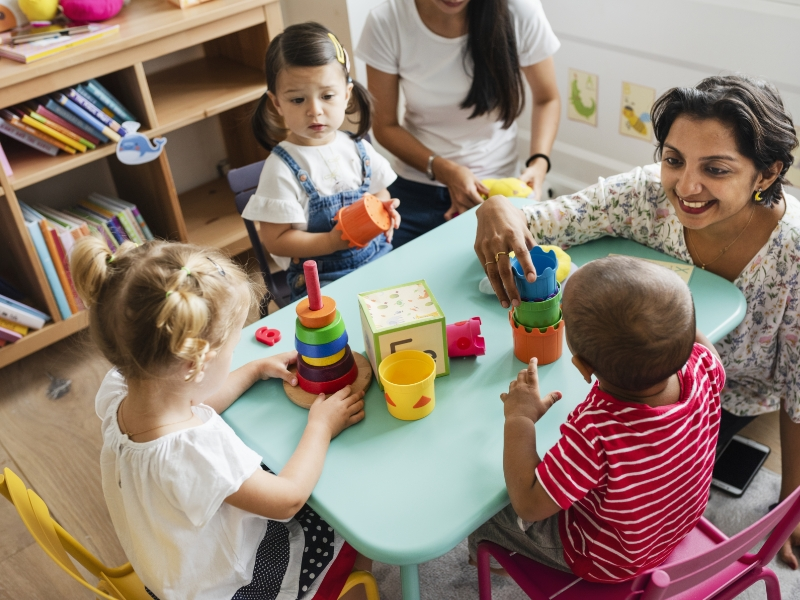 School and daycares
